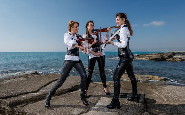 Скрипичное трио «Струны души»