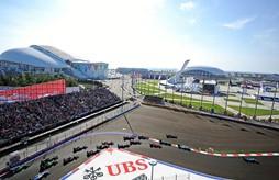 Coral Travel открывает продажу туров на Formula 1 Russian Grand Prix
