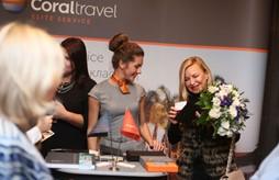 Coral Travel выступил партнером показа Дома моды