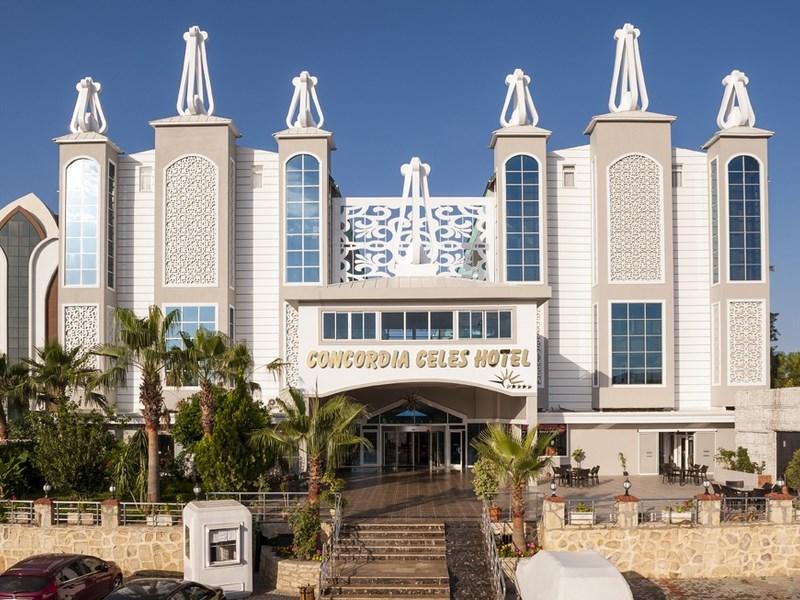Турция из Саратова, Аланья, отель CONCORDIA CELES HOTEL 5*