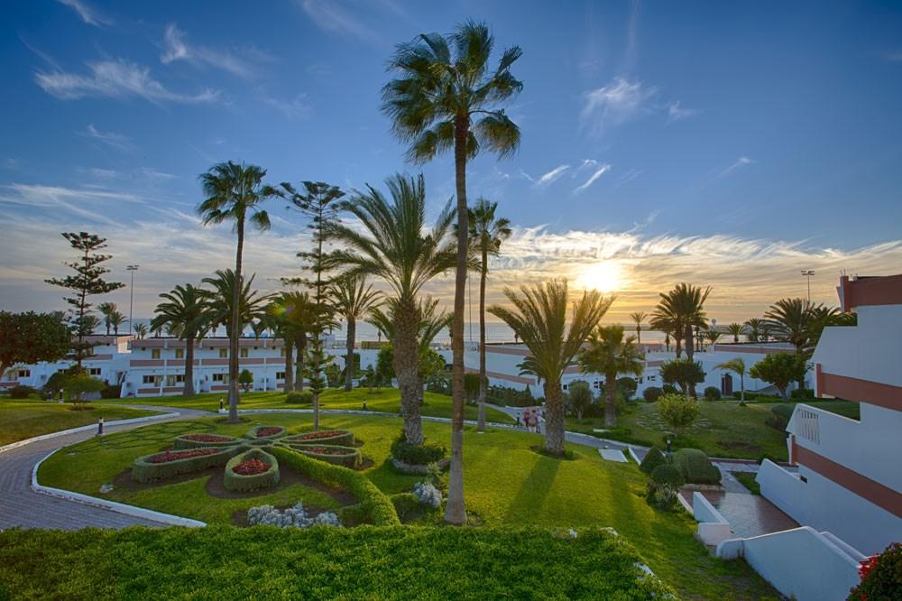 Марокко, AL MOGGAR GARDEN BEACH HOTEL CLUB 4*