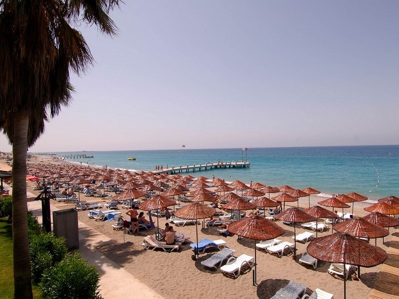 Турция, MERYAN HOTEL 5* Аланья  / Окурджалар
