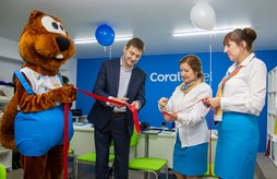 Открытие первого в Брестской области офиса Сети Турагентств Coral Travel!