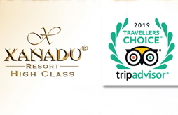 Отель XANADU RESORT был удостоен награды 2019 TRIPADVISOR TRAVELLERS' CHOICE