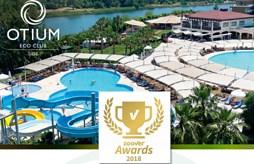 Отель Otium Eco Club получил награду «Zoover Gold Award»