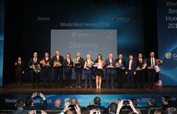 Coral Travel наградил лучшие отели премией Starway World Best Hotels