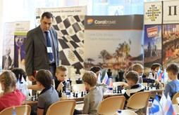 Coral Travel стал партнером турнира по шахматам на Рублевке