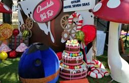 Детский фестиваль Шоколада стартовал