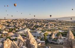 Туроператор Coral Travel расширяет свою полетную программу в Кайсери, Турция