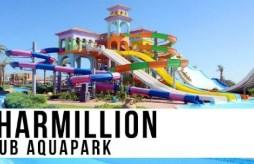 Бесплатный аквапарк для гостей отелей сети Charmillion Group!