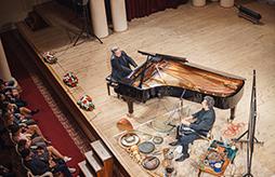В рамках дней турецкой культуры в Киеве состоялся концерт «Эхо музыки с разных берегов»
