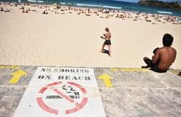 Запрет на курение на пляжах Таиланда