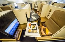 2 билета по цене 1 в бизнес-классе Etihad Airways
