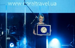 Coral Travel снова награжден «Выбором года №1»