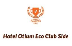 Otium Eco Club получил Orange Award от туристического портала Zoover