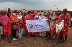 Невероятные приключения агентов Coral Travel в кенийской саванне