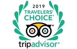 Otium Hotel Life 5* удостоен награды TripAdvisor Travellers' Choice Award 2019
