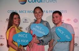 Coral Travel занялся организацией воркшопов