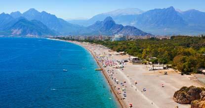 Отличный отдых в Турции