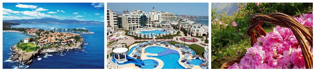 Курортный отдых в Болгарии