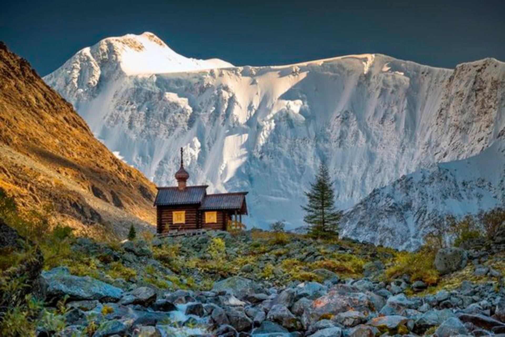 Новогодние туры на Алтай