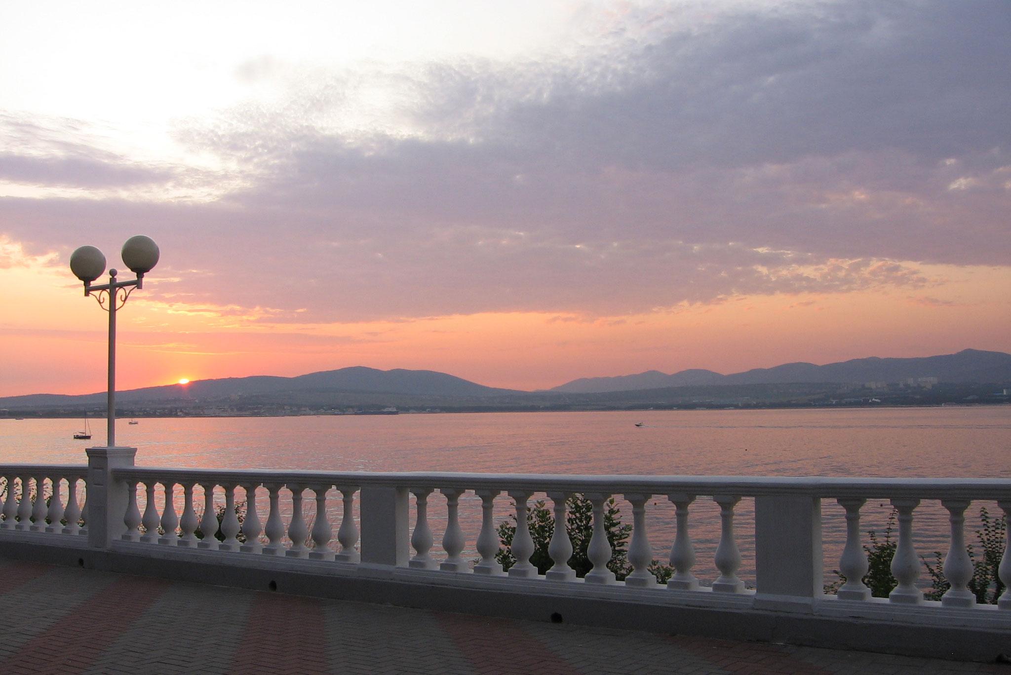 Новогодние туры в Анапу и Геленджик