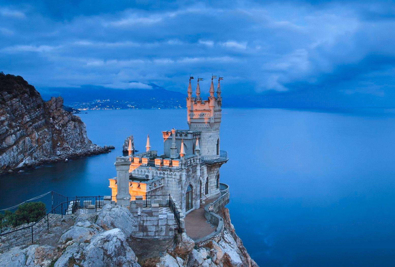 Новогодние туры в Крым
