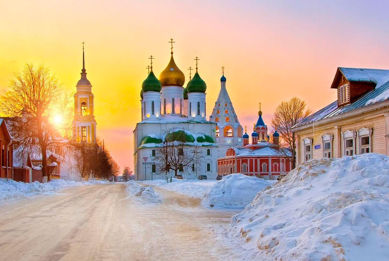 Отдых средняя полоса россии новый год