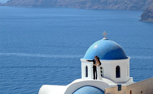 свадебные церемонии в греции