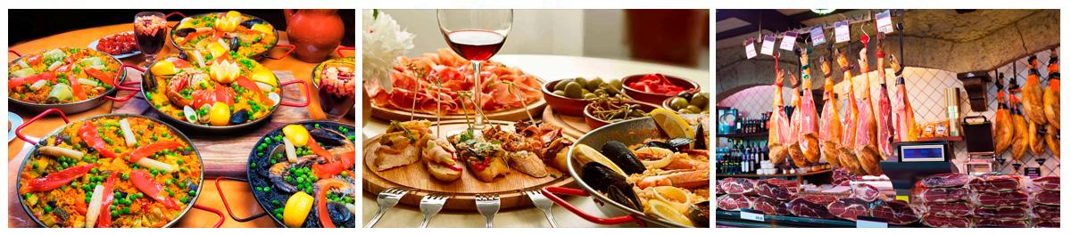 что поесть в испании
