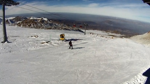 Прямая трансляция с лыжных трасс Хаджилар 5aa2b6c461e
