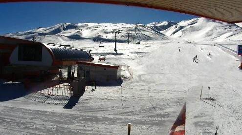 Прямая трансляция с лыжных трасс Хисарджик 9e100b27427